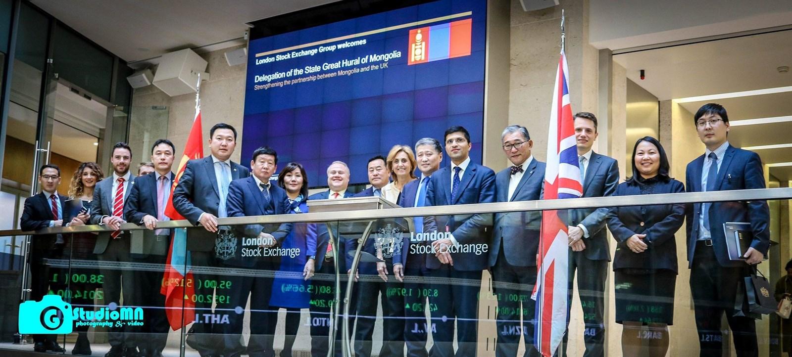 УИХ дахь Монгол-Британийн парламентийн бүлгийн гишүүд Лондон хотноо хийсэн айлчлалаа өндөрлүүллээ
