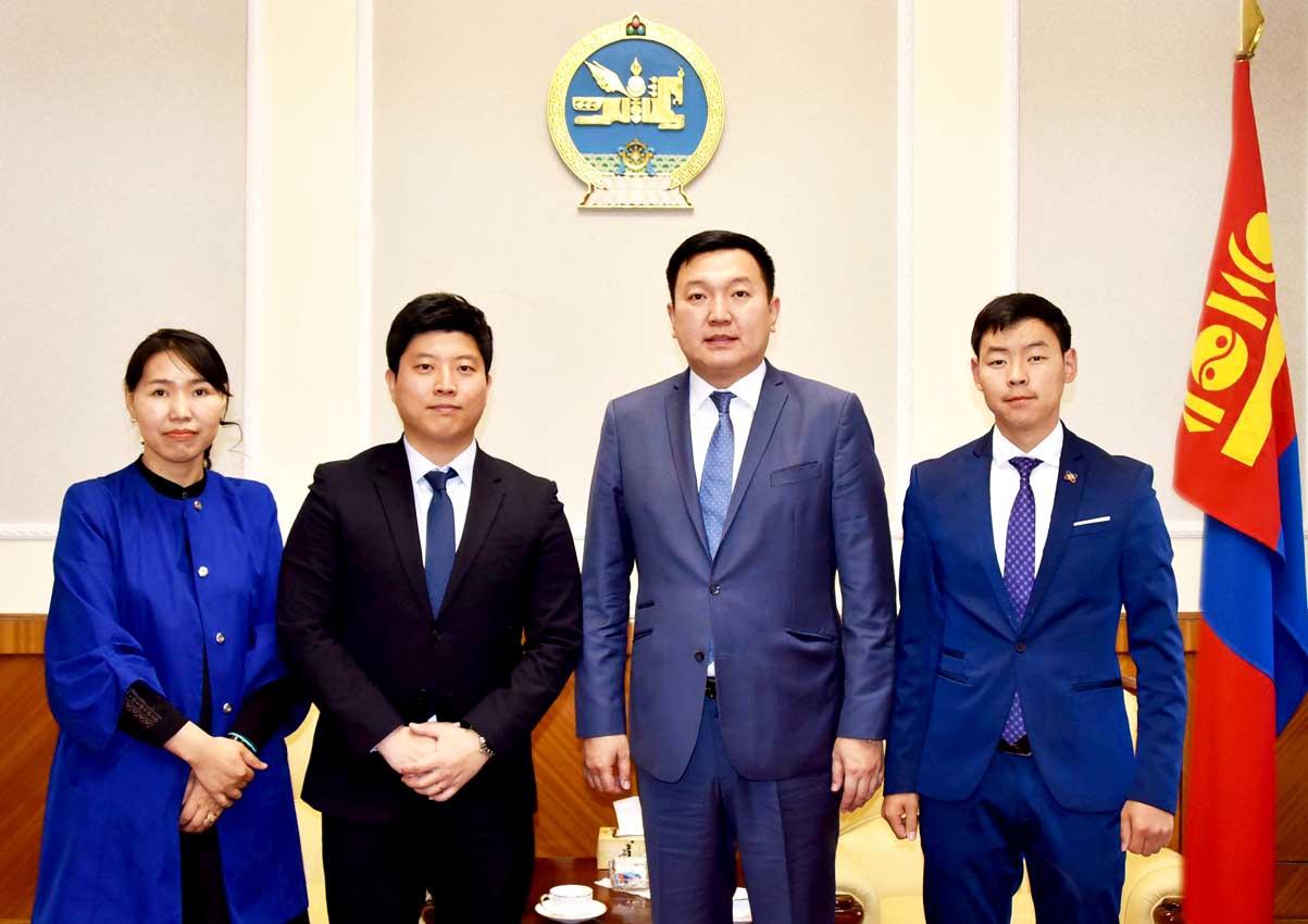 СХД-ийн сурагчид БНСУ-ын Keimyung university-д суралцана