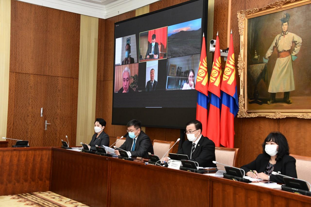 Элчин сайд нарыг эгүүлэн татах, томилох асуудлыг зөвшилцөх Монгол Улсын Ерөнхийлөгчийн саналыг дэмжив