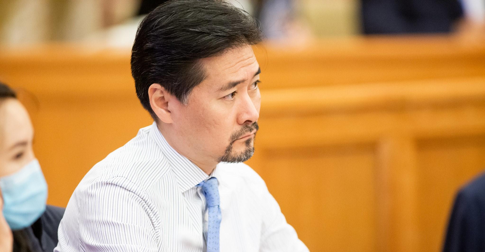 Г.Амартүвшин: Хөгжлийн банкинд бүтцийн өөрчлөлт оруулж, Солонгосын Эксим банкны жишгээр явах юм билээ