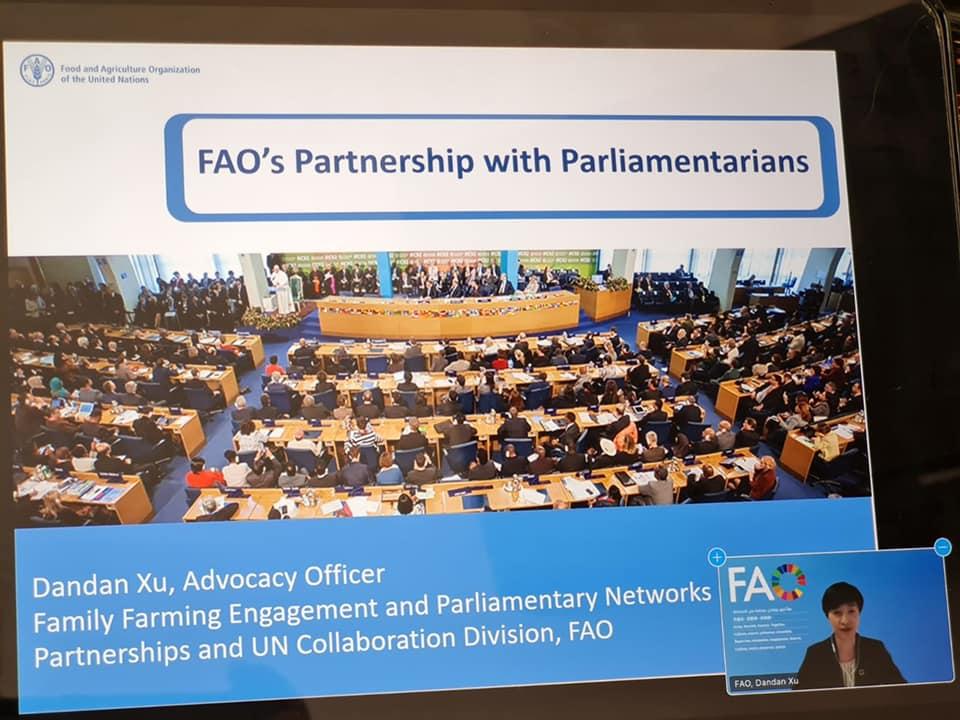 ОУ-ын парламентчдын цахим хэлэлцүүлэг боллоо
